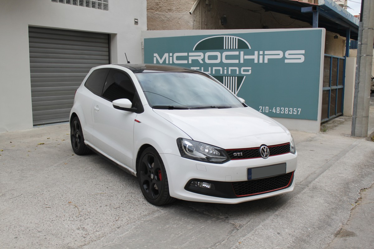 microchips tuning vw polo 1 4l gti stage1 217ps 310nm. Black Bedroom Furniture Sets. Home Design Ideas