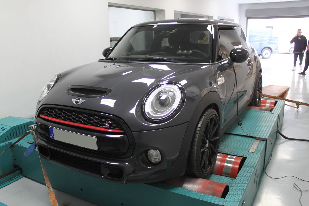 microchips tuning mini cooper s f56 2l 192ps 289ps. Black Bedroom Furniture Sets. Home Design Ideas